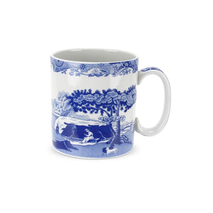 Spode Blue Italian Coffee Mug