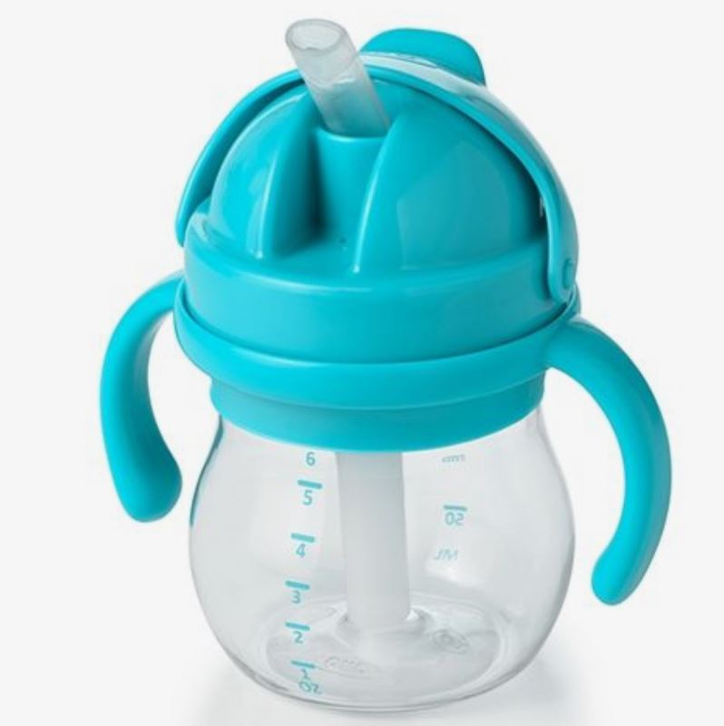 OXO Tot 6OZ Straw Cup - Teal