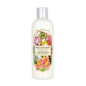 Summer Days Shower Body Wash by Michel Design Works