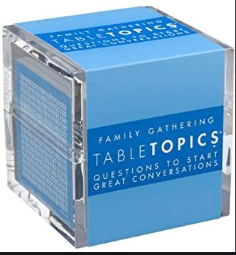 Family Gathering Table Topics
