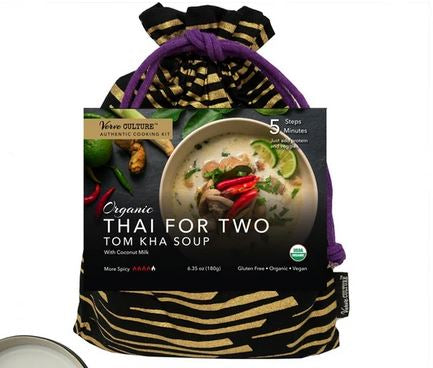 Thai for Two - Tom Kha Soup