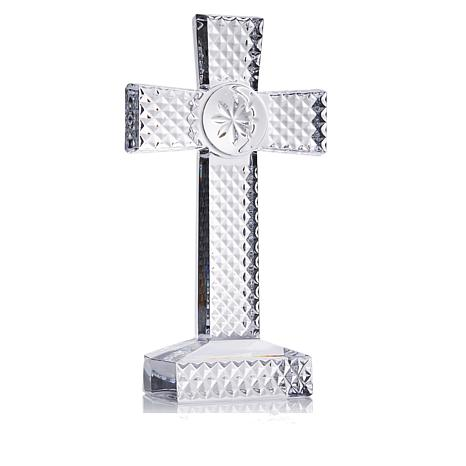 Waterford 9.25 inch Standing Cross