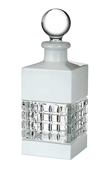 Waterford - London White Decanter