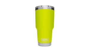 YETI Rambler 30OZ Chartreuse with Lid
