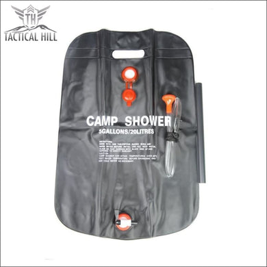 20L Solar Portable Camping Shower