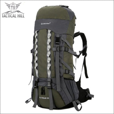 80L Extreme Waterproof Backpack - Bag