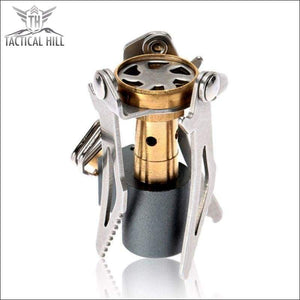 Camping Gear - Gemini Folding Mini Camping Stove Head