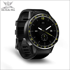 F1™ Touchscreen GPS Sport Smartwatch (SIM Enabled) - Beautiful Face