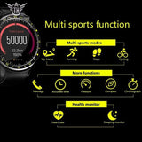 F1™ Touchscreen GPS Sport Smartwatch (SIM Enabled) - Sport Tracking - Functions