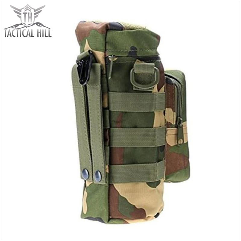 Military Tactical Molle Bottle Bag - C / Other - Bag