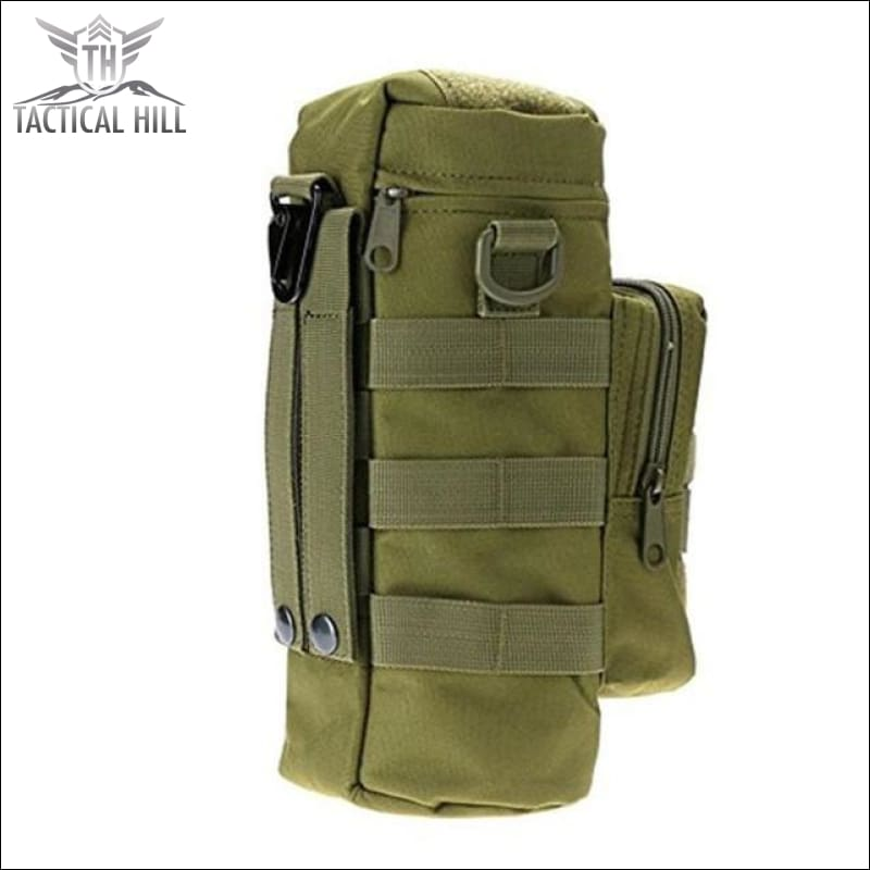 Military Tactical Molle Bottle Bag - D / Other - Bag