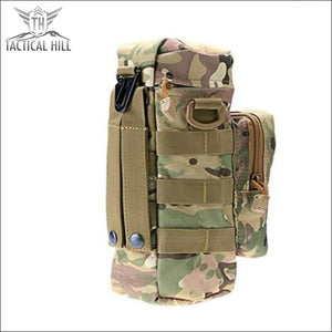Military Tactical Molle Bottle Bag - E / Other - Bag