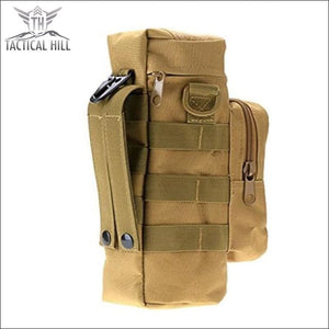 Military Tactical Molle Bottle Bag - F / Other - Bag