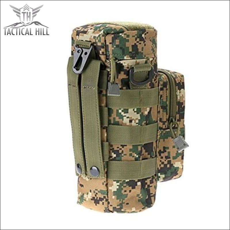 Military Tactical Molle Bottle Bag - G / Other - Bag