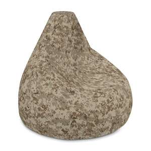 Desert Camo Bean Bag Chair with filling