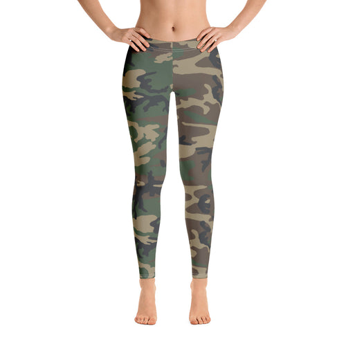 Army Camo Leggings