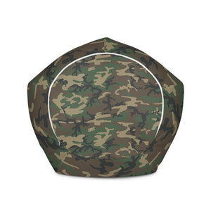 Army Camo Bean Bag Chair with filling