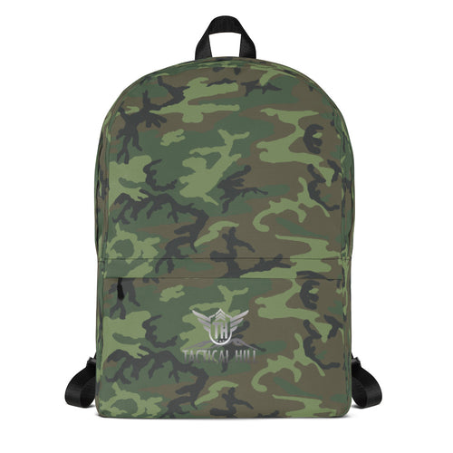 Army Camo Backpack