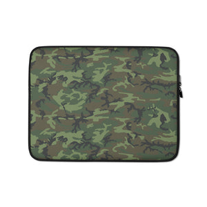 Army Camo Laptop Sleeve