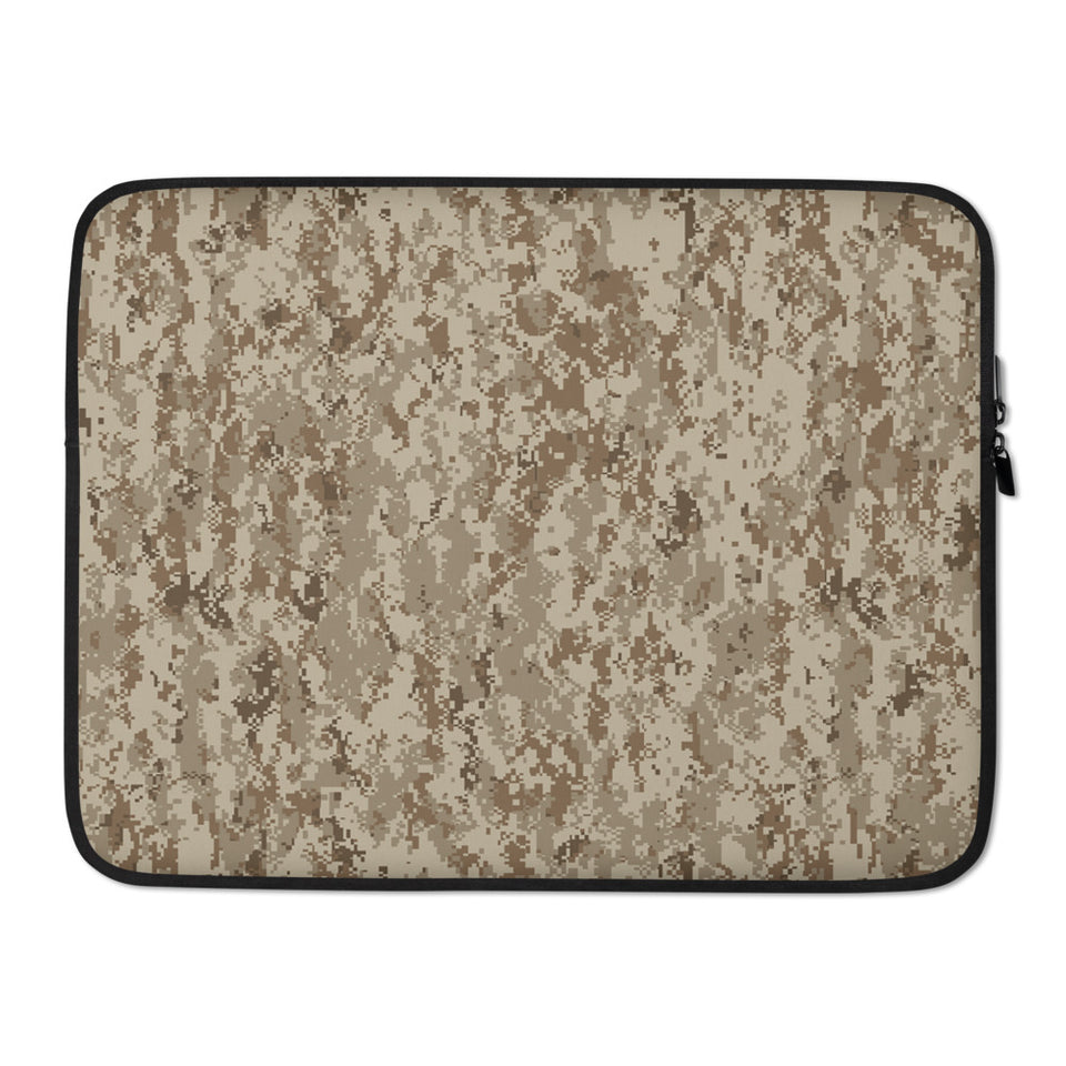 Desert Camo Laptop Sleeve