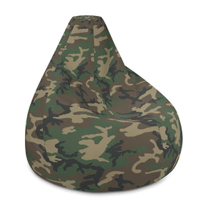 Army Camo Bean Bag Chair w/ filling