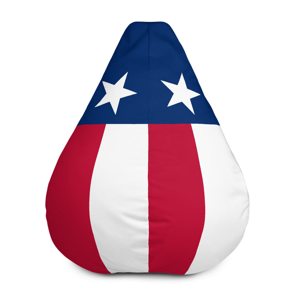 Lone Star State - Special addition Bean Bag Chair w/ filling