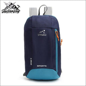 Outdoor Mountaineering Backpack - Dark Blue - Bag