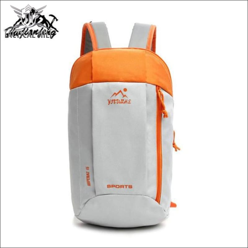 Outdoor Mountaineering Backpack - Orange - Bag