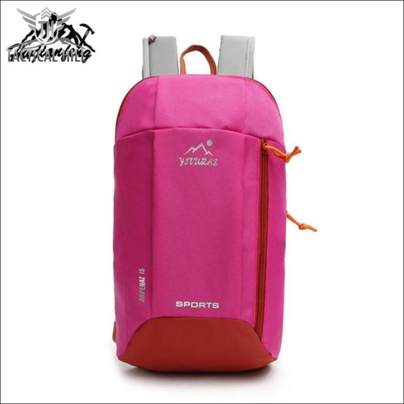 Outdoor Mountaineering Backpack - Pink - Bag