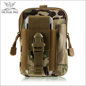 Outdoor Tactical Molle Pouch - Cp