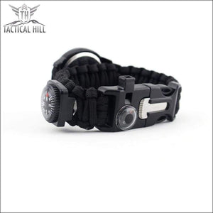 PARACORD™ 16 In 1 SURVIVAL WATCH - Back