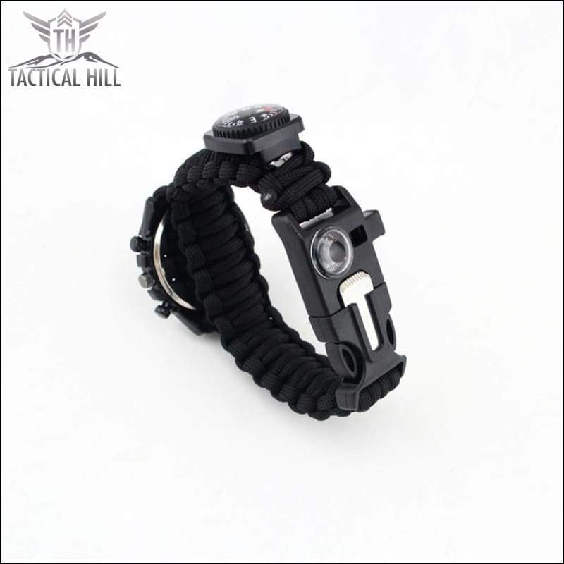 PARACORD™ 16 In 1 SURVIVAL WATCH - Utilities