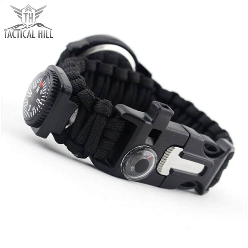 Paracord 16 In 1 Survival Watch