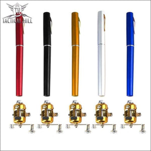 Portable Pocket Fishing Rod - All Colors