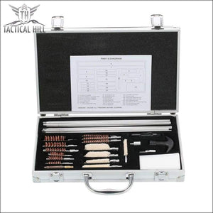 Premium Tactical Maintenance Kit - Aluminium Case instructions