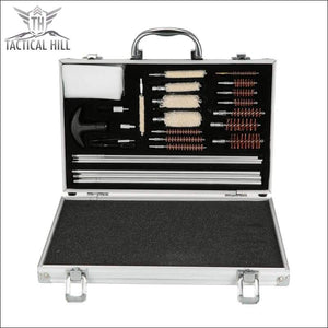Premium Tactical Maintenance Kit - Aluminium Case Front
