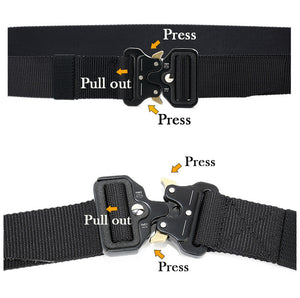 Black Belt | Tactical Hill | latch