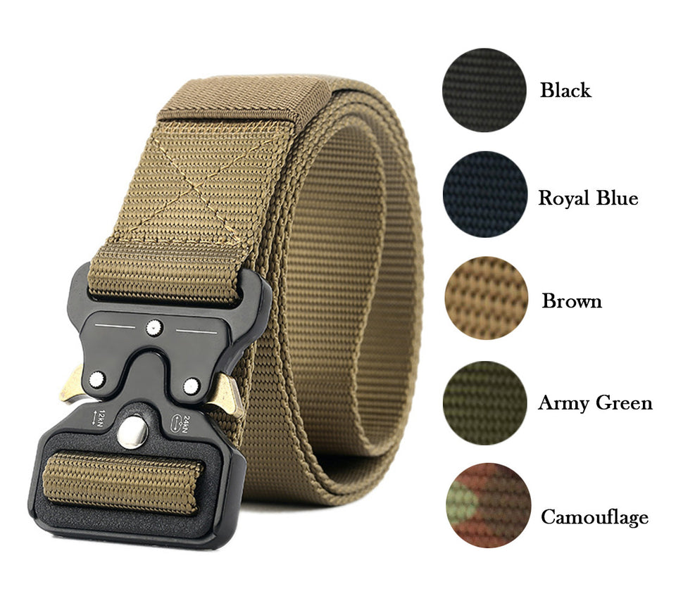 Kaki Belt | Tactical Hill