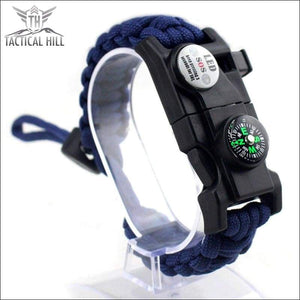 Survival Bracelet - LED Survival Bracelet