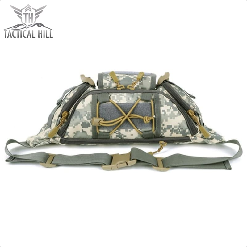 Tactical Holdall Waist Bag - Bag