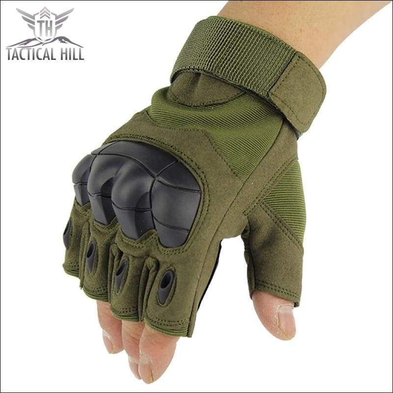 TACTICAL SPORT GLOVES - Army Green