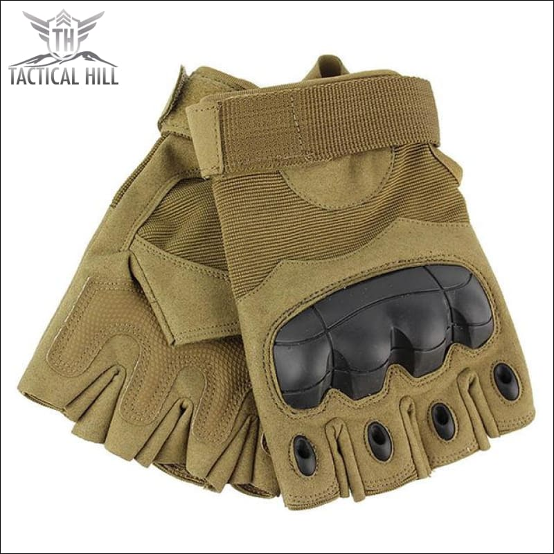 Tactical Sport Gloves - Desert Sand / L