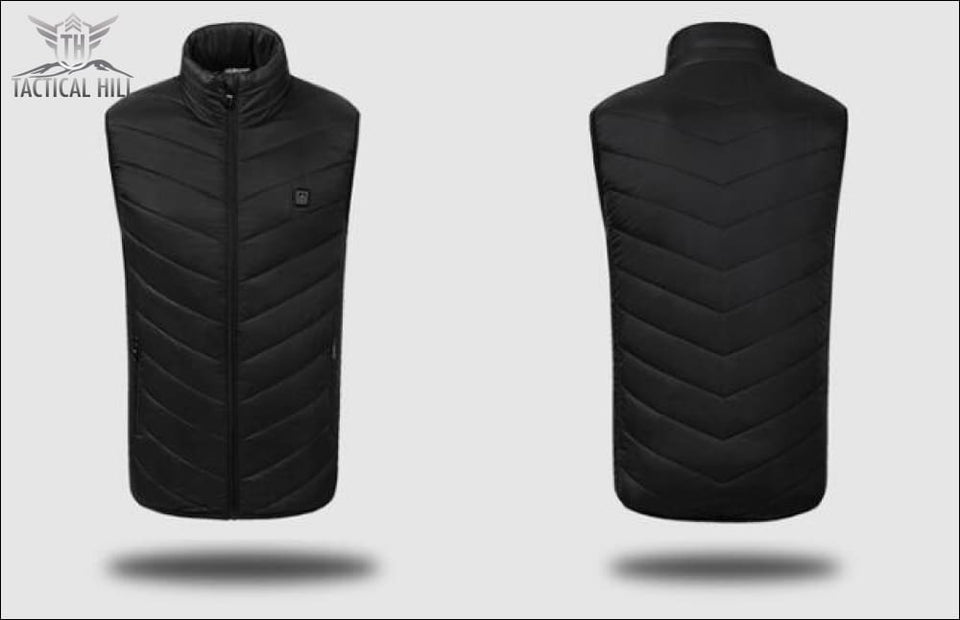 Tactical Usb Heated Vest - Winter Apparel