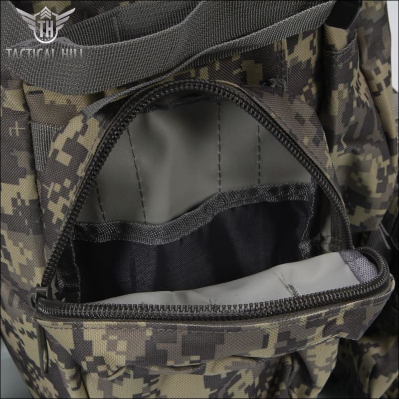 Tacticl Military Backpack 55L