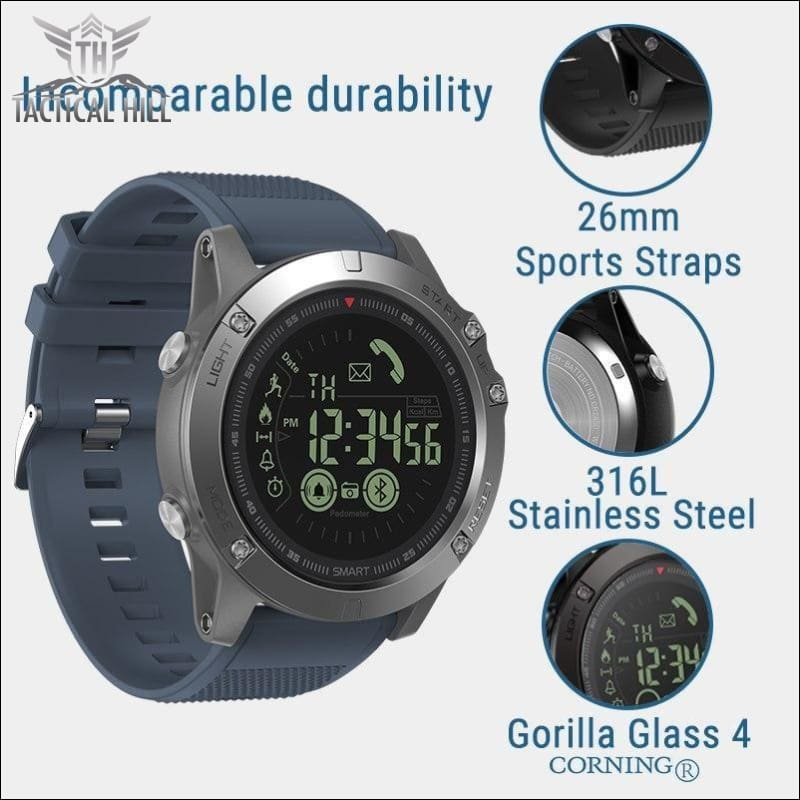 Tactwatch Vibe Flagship Rugged Smartwatch - Watch