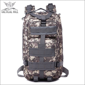 Tacvasen 35L Molle Military Tactical Backpack Rucksack - Bag