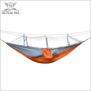 Treehouse Mosquito Net Hammock - Orange