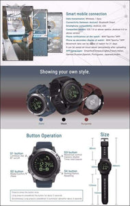 Watch - TactWatch VIBE Flagship Rugged Smartwatch