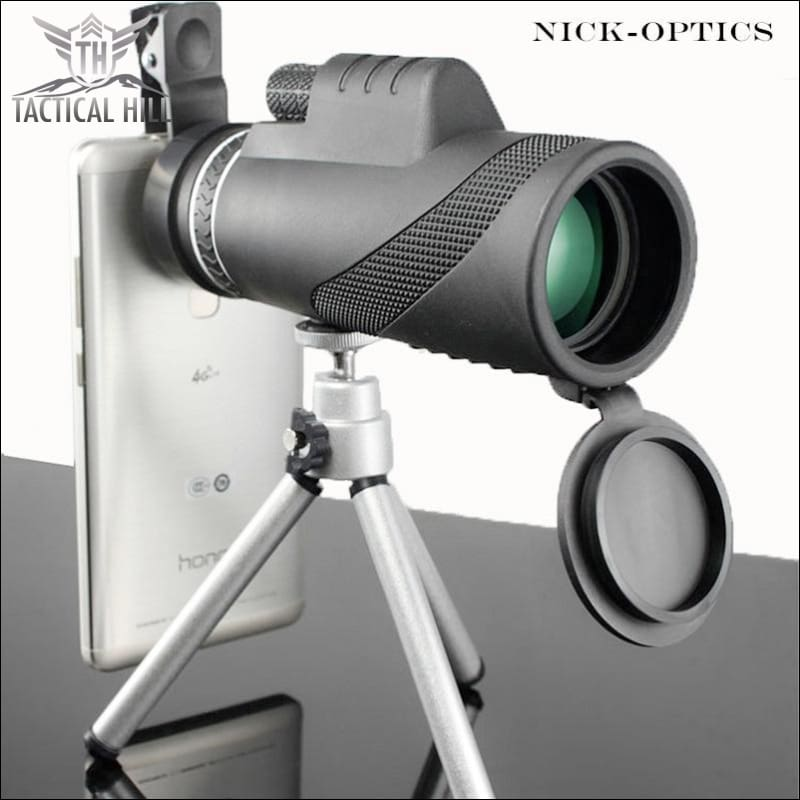 Waterproof 16X52 Hd Monocular Phone Telescope - Telescope