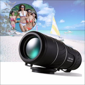 Waterproof 16X52 High Definition Monocular Telescope